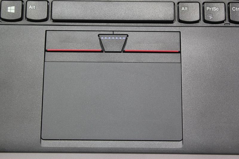 ThinkPad L570 タッチパッド