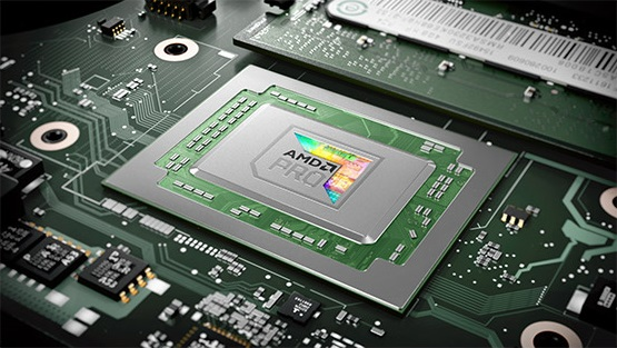 AMD新世代PRO APU搭載