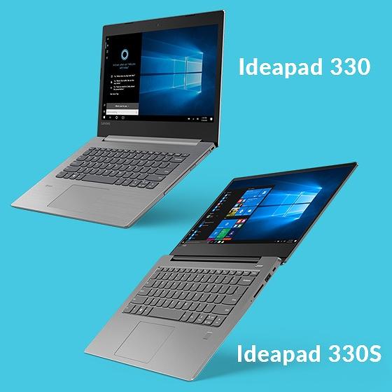 Ideapad 330とIdeapad 330S