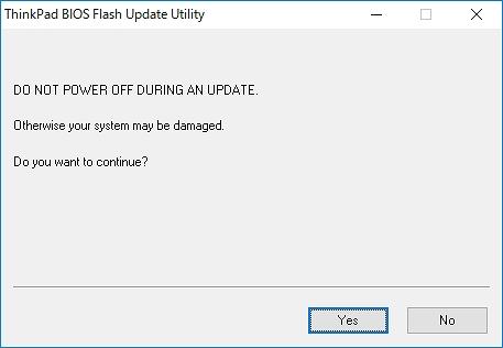 BIOS更新