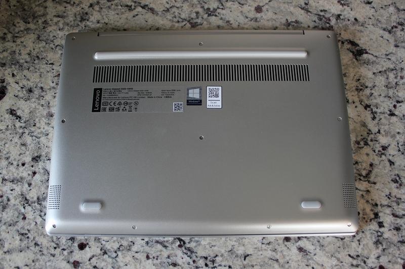Ideapad 330S (14) 底面
