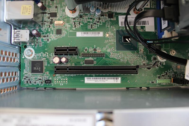 Lenovo V530S SmallのPCI-Expressスロット