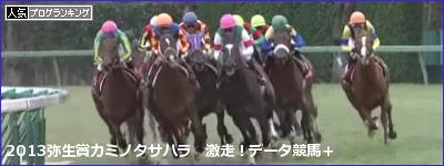 弥生賞 カミノタサハラ