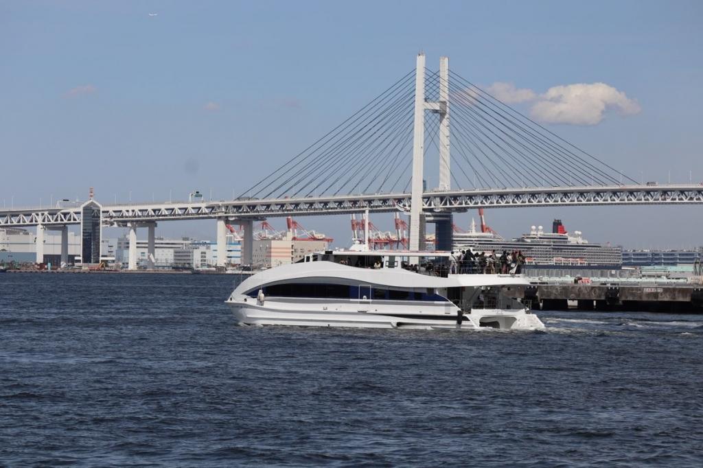 オーシャンブルー・横浜観光案内と写真・横浜