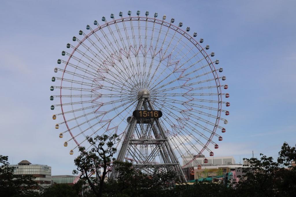 観覧車・横浜観光案内と写真・ブログ