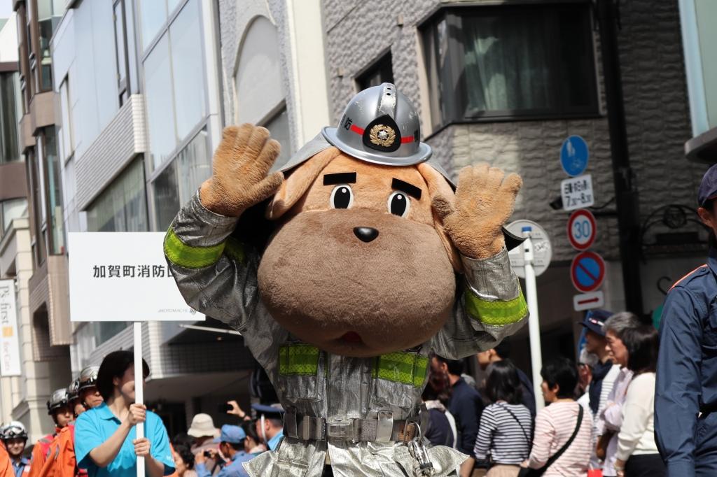 元町 安全・安心パレード