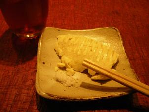 佐賀から空輸したお豆腐