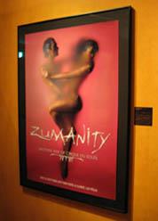 コチラもベガスで公演の「Zumanity」