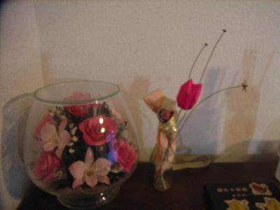 薔薇コーナー