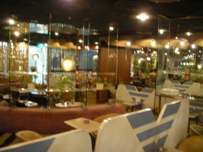 大阪の喫茶店