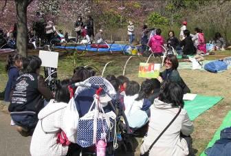 木漏れ日2012-04