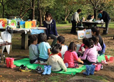 2012/10/7蘆花公園