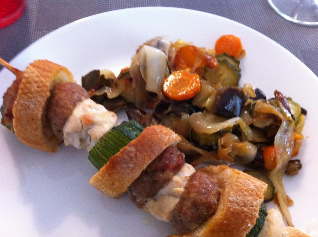 イタリアン串焼き