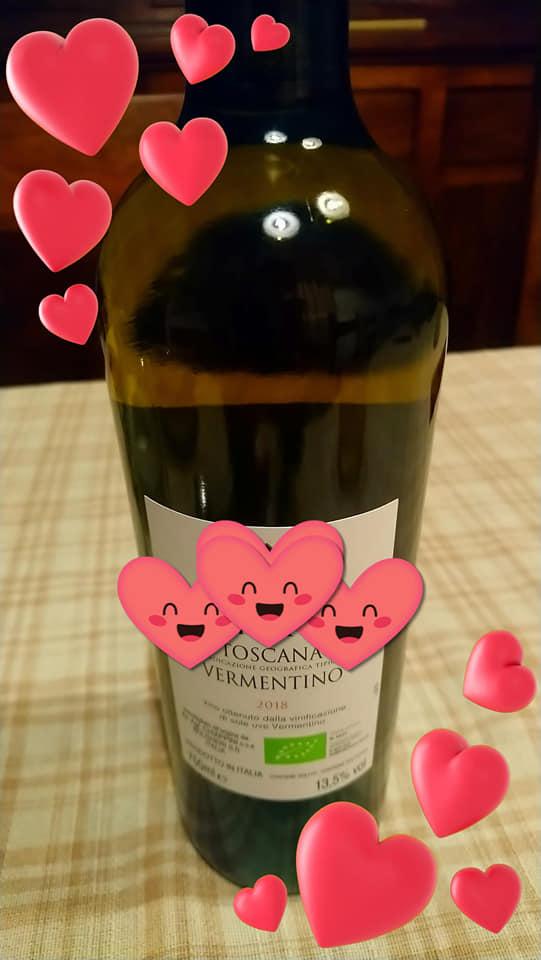 ボルゲリ白ワイン