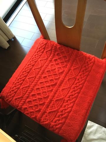 椅子用座布団