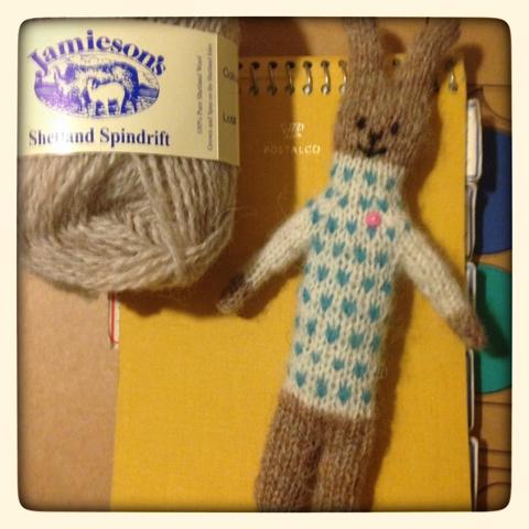 編み物クラブからのお知らせと