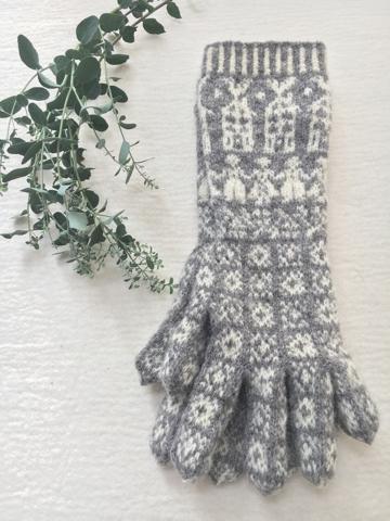 サンカの長手袋