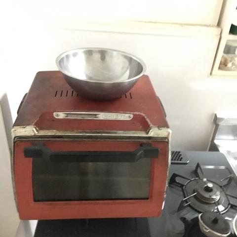 夜のオーブン仕事