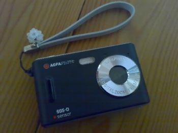 AGFA PHOTO 505-D sensor