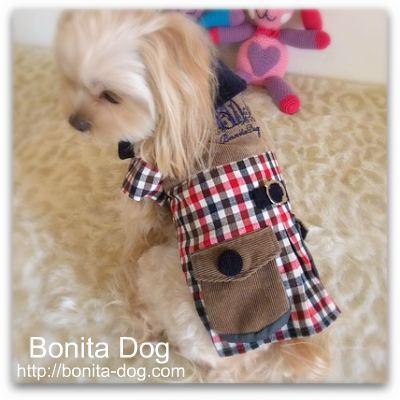 犬服コート