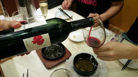 ワイン注ぎ方