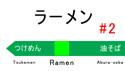 ラーメン山手線ゲーム2