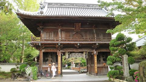 1番 霊山寺