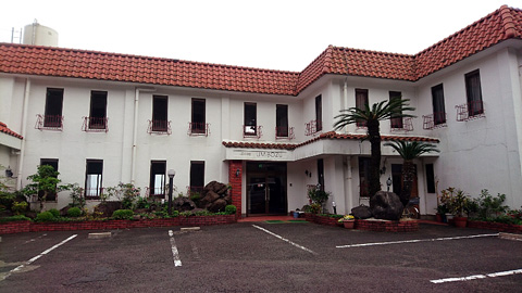 海坊主ホテル