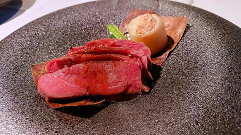 北海道産牛ヒレ肉