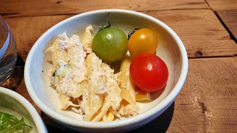 ツナサラダ&ミニトマト