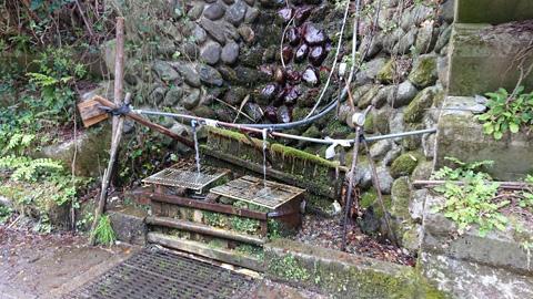 水汲み場所