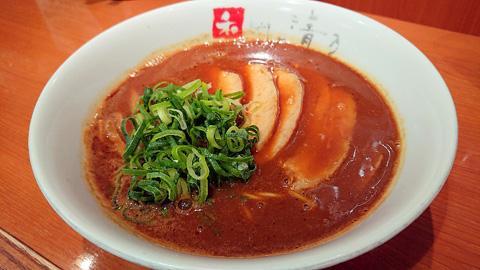 こってり 和歌山チャーシュー麺
