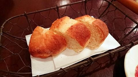 自家製じゃがいもパン