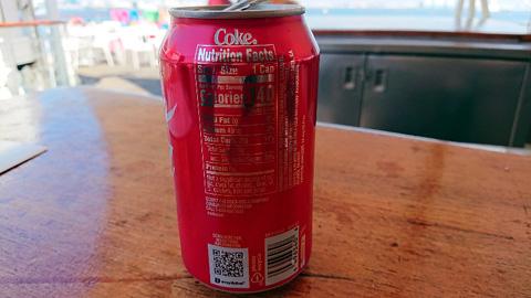 アメリカのコカコーラ