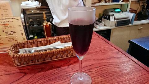 スパークリングワイン赤