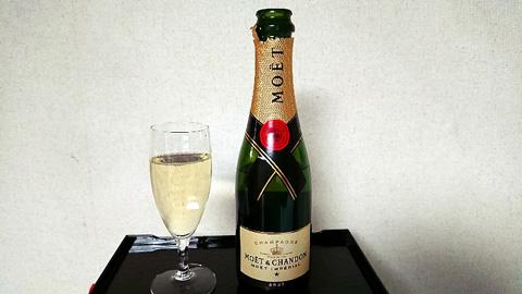 シャンパンモエ