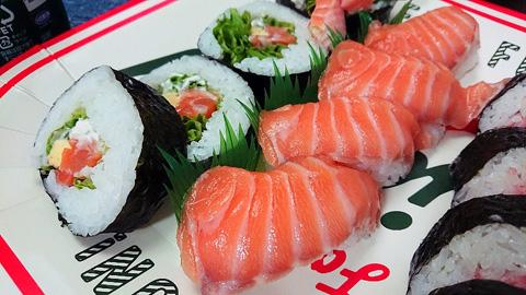西浅のお寿司