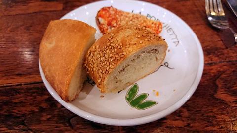 自家製シチリアパン