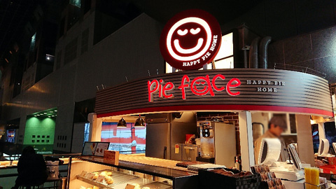 pie face(パイフェイス)