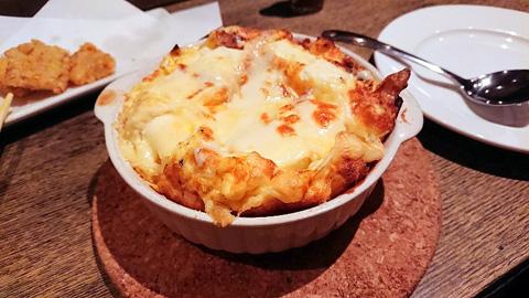 クリームチーズのオーブンオムレツ