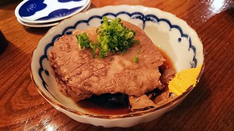 近江牛肉豆腐