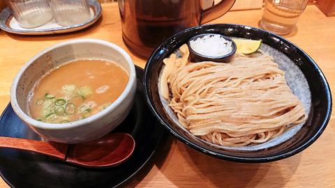 つけ麺(鶏魚介)