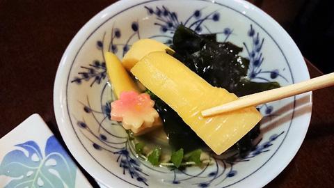 京都産 筍 若竹煮