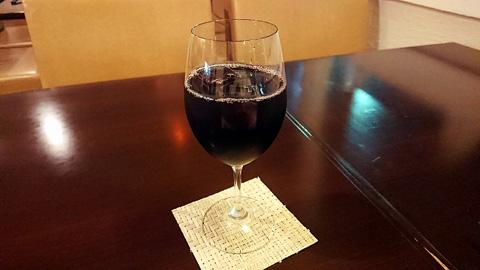 ワイン用ブドウの赤ブドウジュース