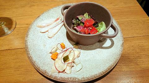おすすめフランス惣菜3種盛り