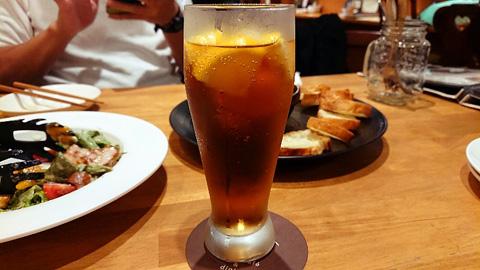 ビールのコーラ割りディーゼル
