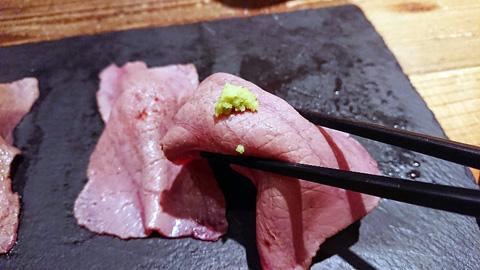 近江牛炙りにぎり寿司