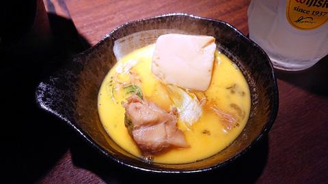 鶏すき焼き