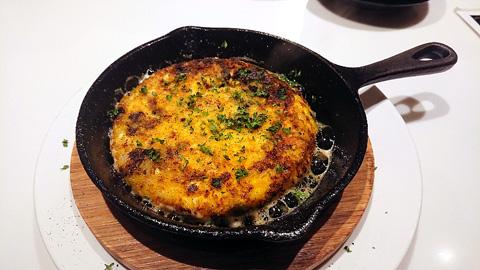 焼きポテトサラダ