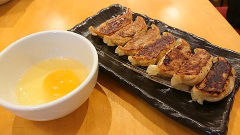 神戸牛すきやき餃子